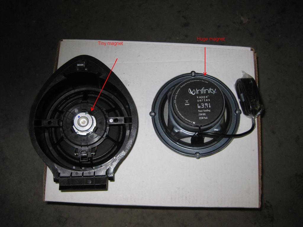 Dirts Speaker And Headunit Upgrade Guide With Pics Audio 2010 Chevrolet Traverse Tail Light Harness Posted Image